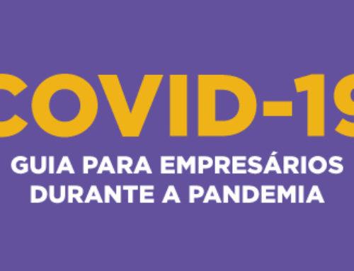Guia para empresários durante o COVID-19