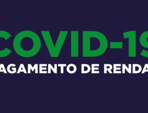 Covid-19 | Pagamento de Rendas